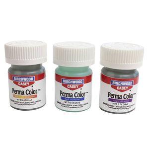 Birchwood Casey Perma Color Case Coloring Kit Multi-Color Iridescent/Indigo Iridescent/Dark Iridescent