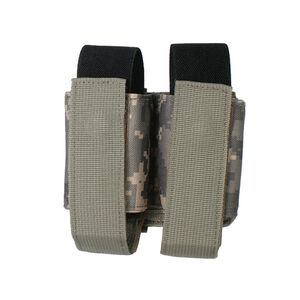 UTG Molle 40mm Grenade Double Pouch, Army Digital