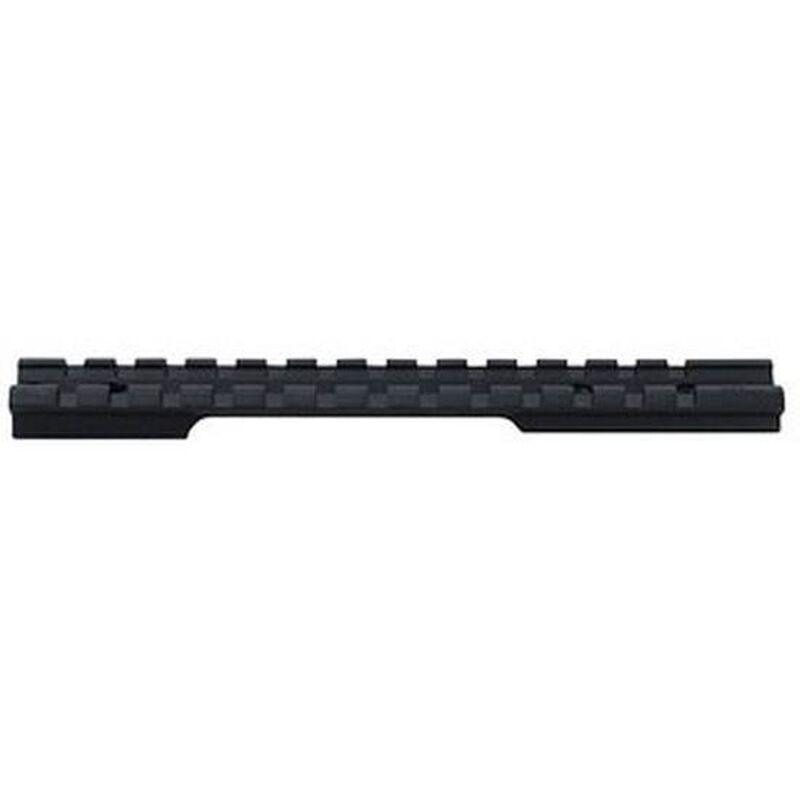 Weaver Multi-Slot Remington 700 Short-Action Tactical Mount Base, Aluminum, Black