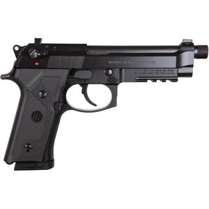 "Beretta M9A3 Type G 9mm Semi Auto Pistol 5"" Threaded Barrel 17 Rounds Night Sights Black"