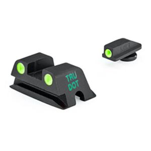 Meprolight Tru-Dot Walther PPS Green/Green Night Sight Set ML18802