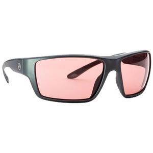Magpul Terrain Eyewear Rose Polycarbonate Lens Z87+ and MIL-PRF 32432 Rated TR90NZZ Frame Gray