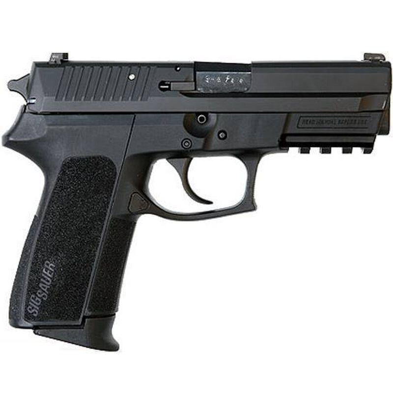 "SIG Sauer SP2022 Semi Automatic Pistol .40 S&W 3.9"" Barrel 10 Round Capacity Polymer Grips Nitron Finish SP2022-40-B-CA"