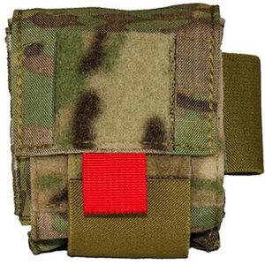 HSGI On or Off Duty Medical Pouch MOLLE Nylon MultiCam