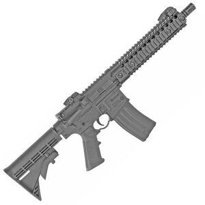 Crosman Full Auto R1 Co2 Powered Air Rifle .177 Caliber 430 fps Synthetic Stock Black