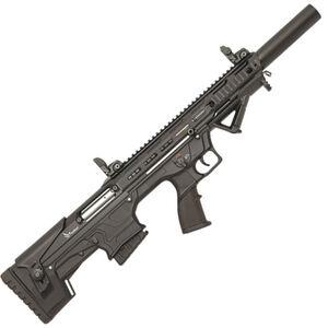 "IFC Radikal Arms NK1 Bullpup 12 Gauge Semi Auto Shotgun 24"" Barrel 3"" Chamber 5 Round Magazine Tactical Stock Matte Black"