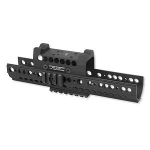Midwest Industries AK-47 SS Extended Handguard Leupold