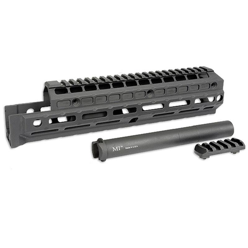 Midwest Industries Gen 2 AK-47/AK-74 Extended Hand Guard M-LOK Compatible T1 Top Cover 6061 Aluminum Matte Black