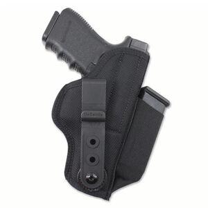 DeSantis Tuck-This II IWB Tuckable Holster Sig P365 Ambidextrous Black M24BJ8JZ0