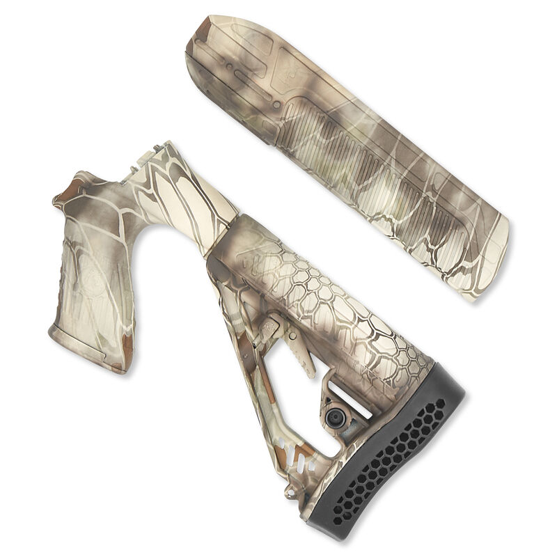 Adaptive Tactical EX Performance Mossberg 500/590/88 Foredn And M4 Style Stock Polymer Kryptek Camoflague