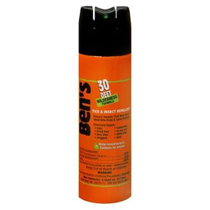 Adventure Medical Tender Ben's 30 DEET Wilderness Formula Tick And Insect Repellent Eco Spray 6 Ounce 0006-7085