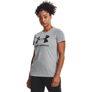 Under Armour Women's  Sportstyle Graphic Short Sleeve