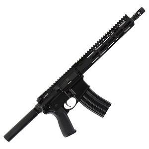 "Bravo Company USA RECCE-11 MCMR AR-15 Semi Auto Pistol   5.56 NATO 11.5"" Barrel 30 Rounds BCM MCMR-10 Free Float M-LOK Handguard QD End Plate Anodized Black Finish"