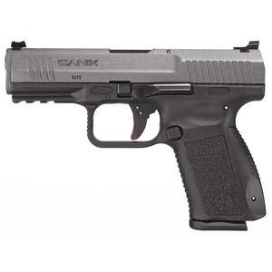 "Canik TP9SF Elite 9mm Luger 4.19"" Barrel 10 Rounds Polymer Frame Tungsten"