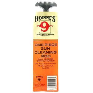 "Hoppe's One Piece Universal Handgun Rod 8"" Aluminum P22"