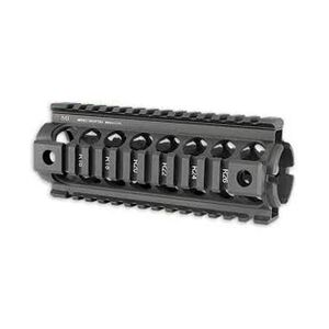Midwest Industries Generation 2 Two Piece Drop in Handguard DPMS Sportical .308 Black