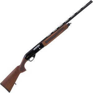 "TR Silver Eagle SE17 Youth 20 Gauge Semi Auto Shotgun 24"" Barrel 3"" Chamber 4 Rounds Walnut Stock Black Finish"