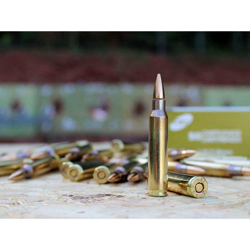 MagTech .223/5.56 NATO 55 Grain Linked M193 800 Rounds in Ammo Can