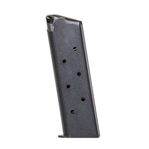 Auto Ordnance 1911 Full Size Magazine .45 ACP 7 Rounds Non Removable Baseplate Steel Blued