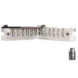 Lee Precision Mold 6 Cavity .452 230 Grain Aluminum 90286