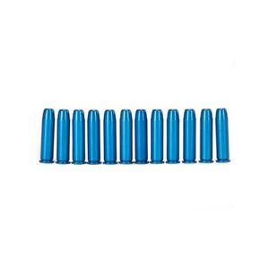 A-Zoom .357 Magnum Snap Caps Aluminum Blue 12 Pack 16319