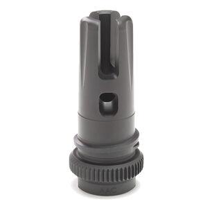Advanced Armament Corporation BREAKOUT 2.0 Combo Muzzle Device 51T Ratchet-Taper Mount 5.56 NATO Threaded 1/2x28 Steel Nitride Finish Matte Black