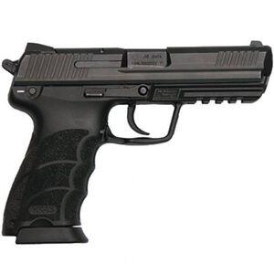 "H&K HK45 V1 Semi Auto Handgun .45 ACP 4.53"" Barrel 10 Rounds Polymer Frame Black Finish 745001-A5"