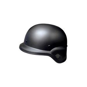 Tru-Spec  GI Style Military Helmet ABS Plastic Black 3401000