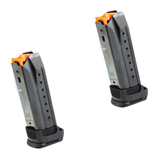Ruger Security-9 17 Round Magazine 9mm Steel Black 2 Pack