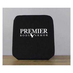 "Premier Body Armor Vertx EDC Essential 2.0 Backpack Panel 9.75""x10.75"" Level IIIA Black"