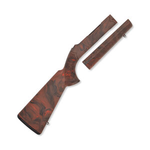 """Hogue Ruger 10-22 Takedown OverMolded Stock .920"""" Barrel Red Lava 21052"""