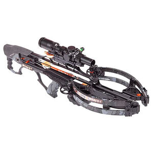 Ravin R29X Sniper Package Crossbow Kit with 6 Arrows 300 lb Draw Weight Predator Dusk Camo 450 fps