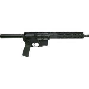 "Radical Firearms AR-15 Semi Auto Pistol 5.56 NATO 10.5"" Barrel 30 Rounds Free Float FCR M-LOK Handguard Pistol Buffer Tube Black"