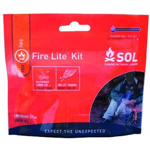 Adventure Medical Kits SOL Fire Lite Kit 0140-1230