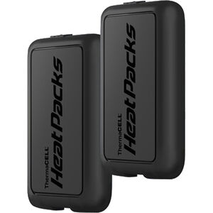 Thermacell HeatPacks Hand Warmers Rechargeable 2 Pack
