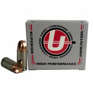 Underwood Ammo 9mm Luger Ammunition 20 Rounds 90 Grain Extreme Defender 1400 fps