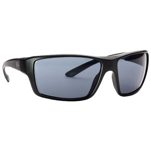 Magpul Summit Eyewear Gray Polycarbonate Lens Z87+ and MIL-PRF 32432 Rated TR90NZZ Frame Black