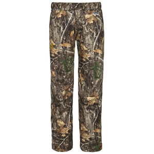 Blocker Outdoors Youth Drencher Insulated Pant Late Season Size XL Realtree Edge