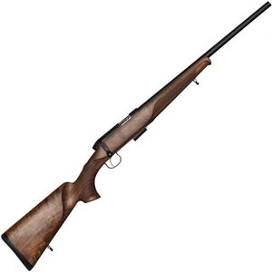 "Steyr Arms Zephyr II Bolt Action Rimfire Rifle .17 HMR 19.7"" Threaded Barrel 5 Rounds Walnut Stock Anti-Corrosion Mannox Finish"