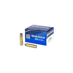 Magtech .500 S&W Light Loading Ammunition 500 Rounds SJSP-FN 325 Grains 500L