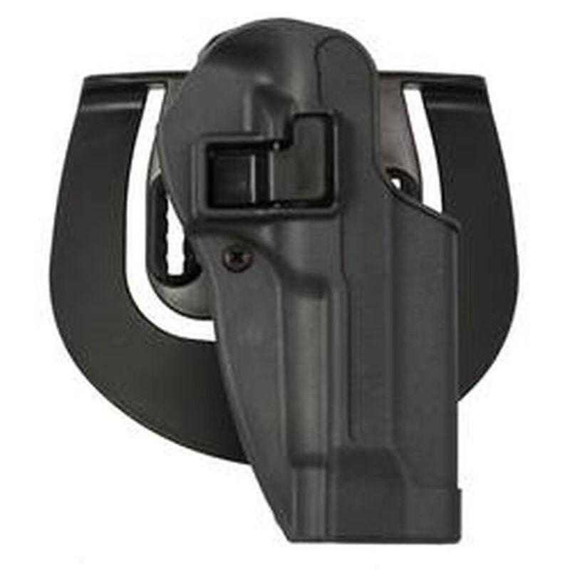 Fobus GLT19 Black Fits Glock 19 23 32 Tactical Self-Locking Paddle Gun Holster