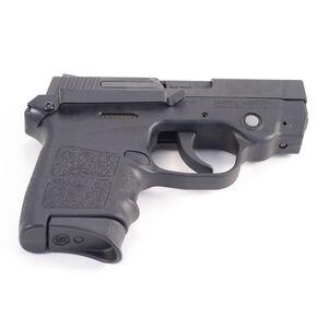 Techna Clip Retention Belt Clip S&W Bodyguard .380 Right Hand Steel Black BDG-BR-1