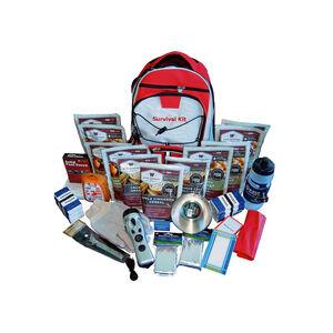 Survival Backpack 2 Weeks, Essential, Red