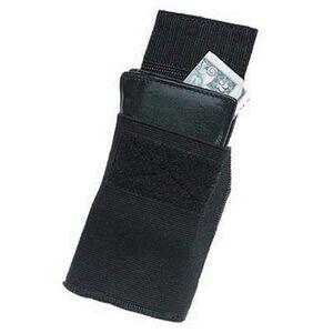 DeSantis Ankle Wallet Ambidextrous Nylon/Elastic Black 063BJAWZ0