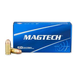 Magtech .45 ACP Ammunition 230 Grain Full Metal Jacket 837 fps