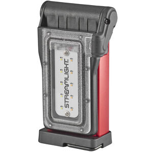 Streamlight Flipmate LED Rechargeable Worklight 500 Lumens USB Cord Red