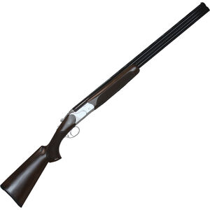 "CZ Redhead Premier 16 Ga Over/Under Shotgun 28"" Barrels Fixed IC/Mod Chokes Walnut Furniture Gloss Black/Silver Finish"