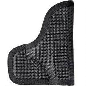 DeSantis The Nemesis Fits SIG Sauer P365 Pocket Holster Ambidextrous Leather Black