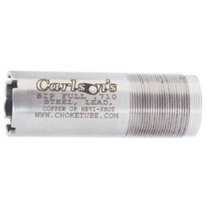 Carlson's 12 Gauge Browning Invector Plus Flush Replacement Choke Tube Full Stainless Steel