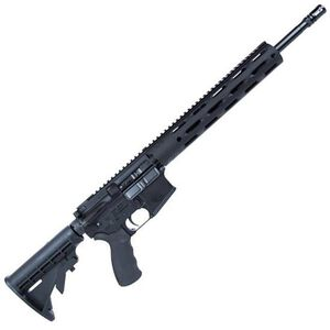 "Radical Firearms AR15 .300 Blackout Semi Auto Rifle 30 Rounds 16"" HBAR 12"" Free Float FGS Handguard Black"